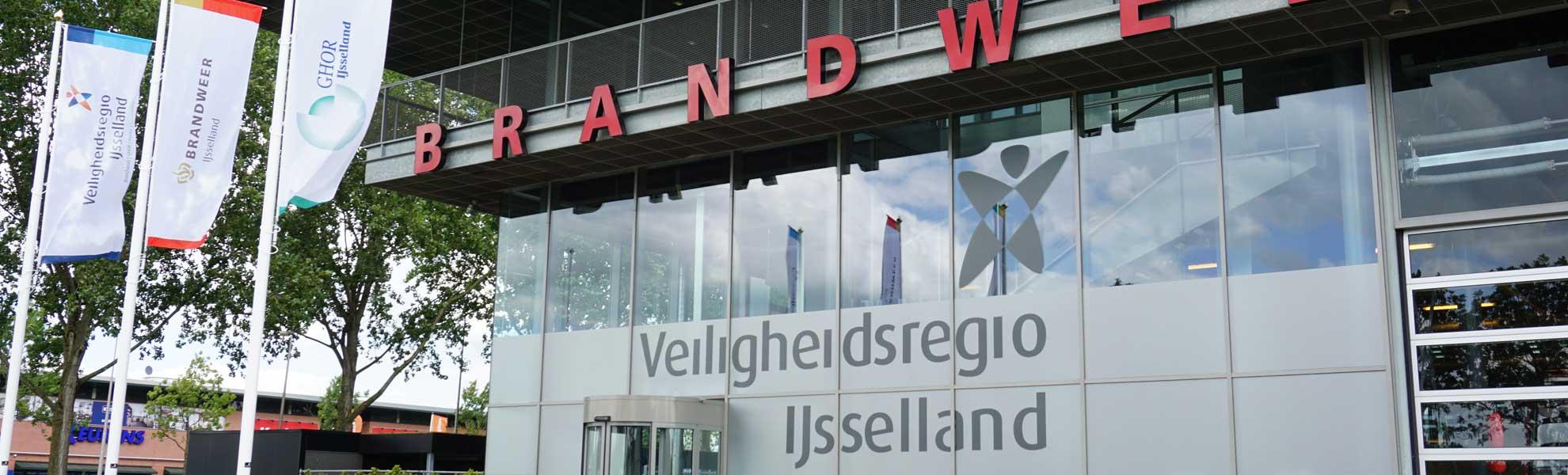 Hoofdkantoor Veiligheidsregio IJsselland