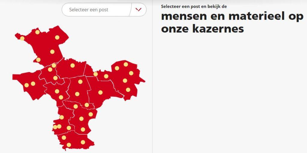 Interactieve Regiokaart Brandweer Ijsselland Veiligheidsregio Ijsselland